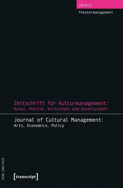 Zeitschrift für kulturmanagement